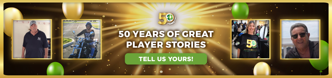 50 Years of Great Player Stories